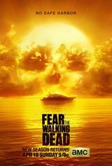 Fear the Walking Dead - Staffel 2 - Poster
