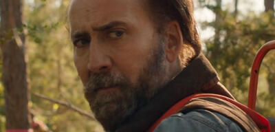 Nicolas Cage in Joe