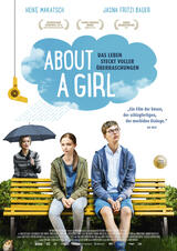 About a Girl - Poster