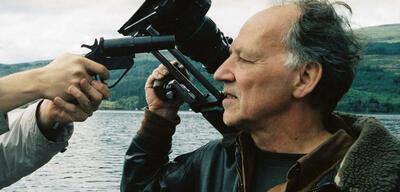 Werner Herzog in Zwischenfall am Loch Ness