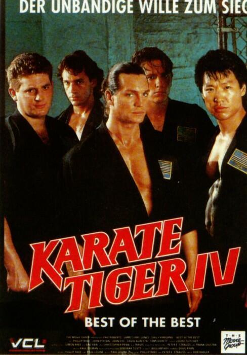Karate Tiger IV - Best of the Best