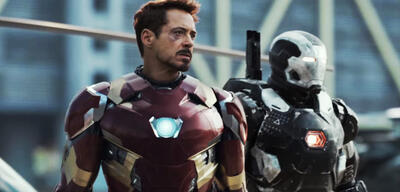 Robert Downey Jr. in Civil War