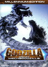 Godzilla against Mechagodzilla - Poster