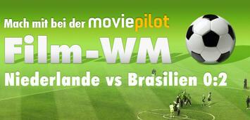 Bild zu:  Fußball-WM Niederlande vs Brasilien