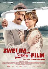Zwei im falschen Film - Poster