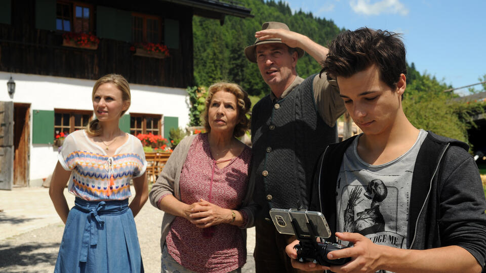 Ein Sommer im Allgäu mit Michaela May und Niklas Nißl