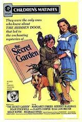 Der geheime Garten - Poster