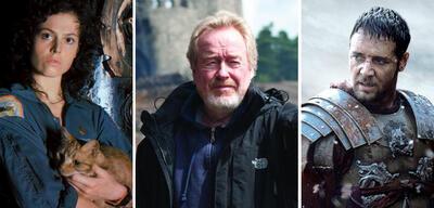 Ridley Scott zwischen Ripley und Maximus