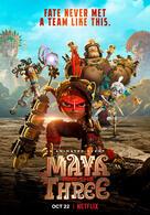 Maya und die Drei