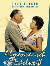 Almenrausch und Edelweiß - Poster