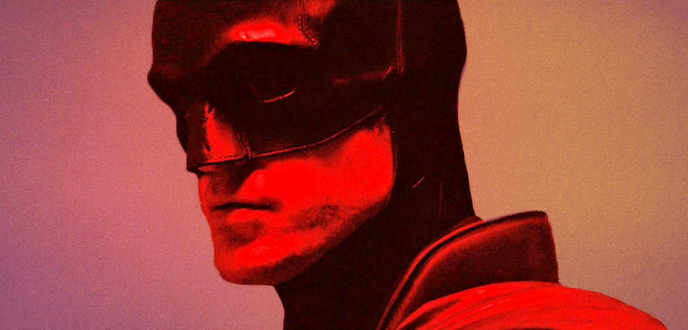 Robert Pattinson als Batman