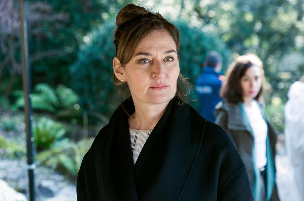 Tatort: Züri brännt mit Rachel Braunschweig