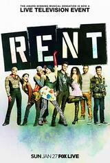 Rent: Live - Poster