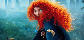 Bald bei Once Upon a Time: Merida