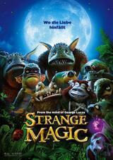Strange Magic - Poster