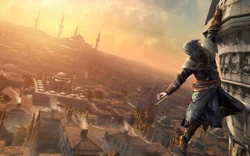 Assassin's Creed: Revelations war der letzte Teil mit Ezio in der Hauptrolle.