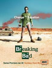 Breaking Bad Staffel 1 - Poster