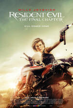 Resident Evil 6: The Final Chapter Poster