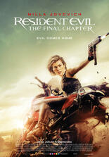 Resident Evil 6: The Final Chapter