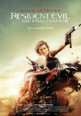Resident Evil 6: The Final Chapter - Poster