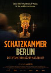 Schatzkammer Berlin Poster