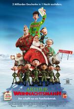 Arthur Weihnachtsmann Poster