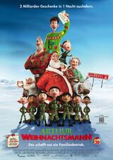 Arthur Weihnachtsmann - Poster