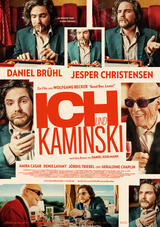 Ich und Kaminski - Poster