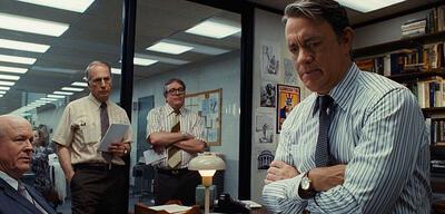 Tom Hanks in Die Verlegerin