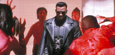 Wesley Snipes als Blade