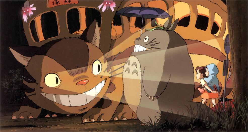 Mein Nachbar Totoro Stream