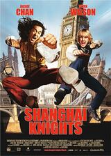 Shanghai Knights - Poster