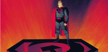 Superman: Red Son (Cover)