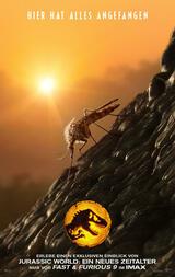 Jurassic World 3: Ein neues Zeitalter - Poster
