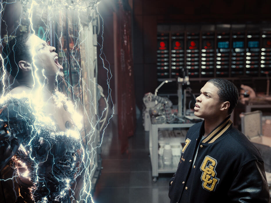 Zack Snyder's Justice League mit Ray Fisher