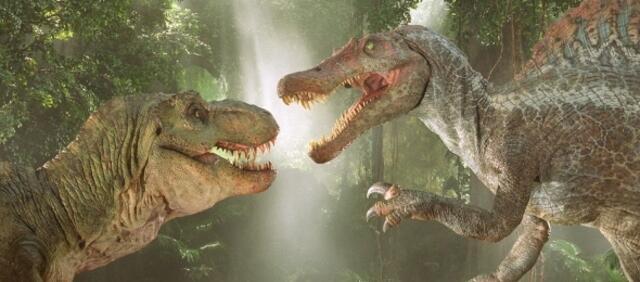 Jurassic Park - Bald real?
