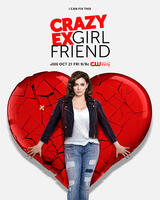 Crazy Ex-Girlfriend - Staffel 2 - Poster
