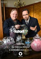 Tatort: Lakritz - Poster