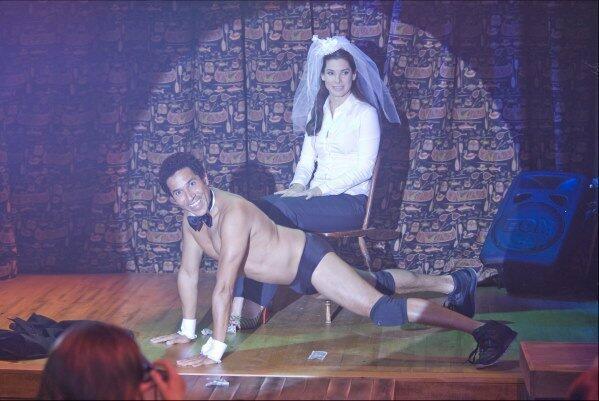 Selbst ist die Braut mit Sandra Bullock