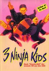 3 Ninja Kids - Poster