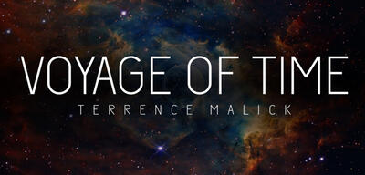 Im IMAX wohl gut aufgehoben:Voyage of Time
