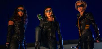Green Arrow Mia und ihre Canaries