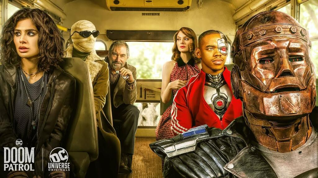 Doom Patrol - Staffel 1