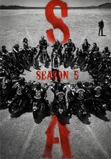 Sons of Anarchy - Staffel 5 - Poster