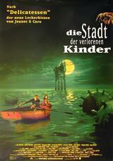 Die Stadt der verlorenen Kinder - Poster