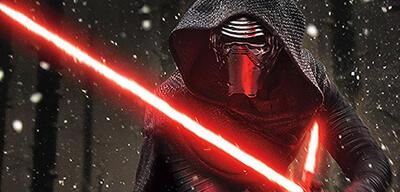 Kylo Ren in Star Wars