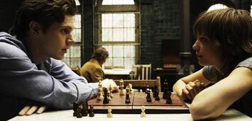Bild zu:  Fluchtplanung bei einer Partie Schach