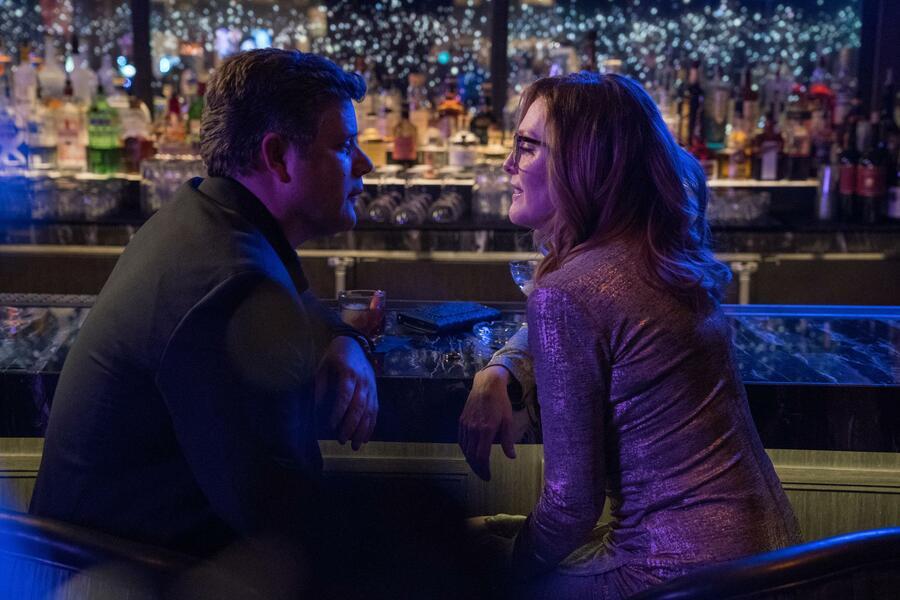 Gloria mit Julianne Moore und Sean Astin