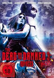 The Dead and the Damned 3: Ravaged Poster