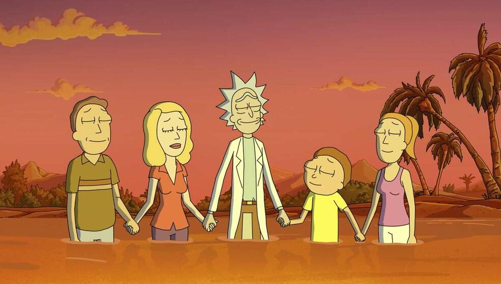 Rick and Morty - Staffel 5